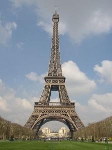 photo de la tour eiffel de jour